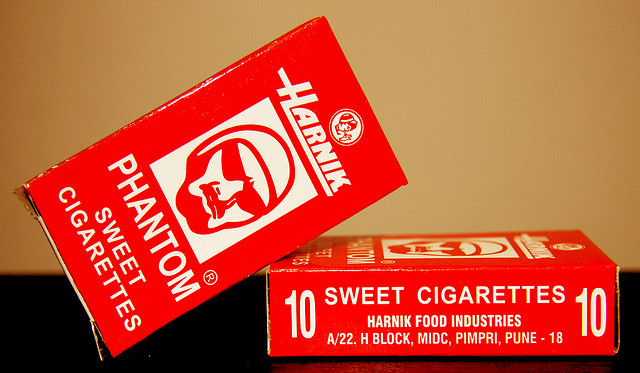 Phantom Sweet Ciggretes