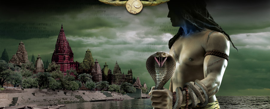 Part II of the The Shiva Trilogy