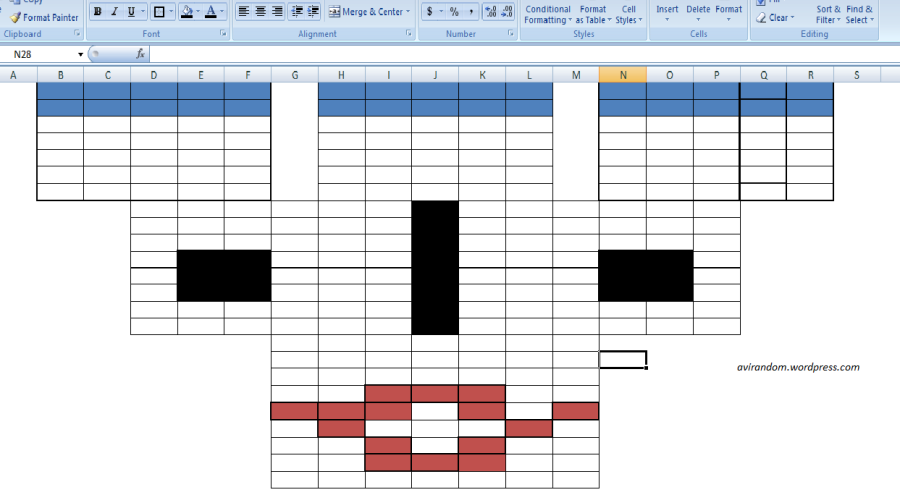 Why so Serious- Excel Sheet