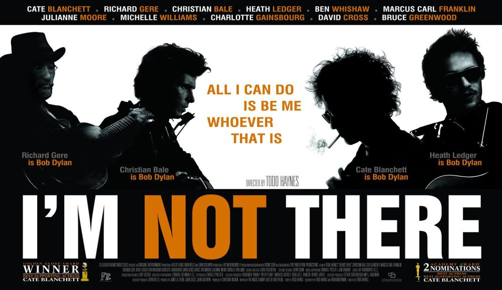 The Movie on Lives of Bob Dylan