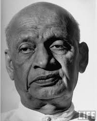 The Iron Man of India- Sardar Valla Bhai Patel