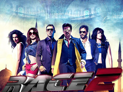 Race-2-poster hd wallpaper