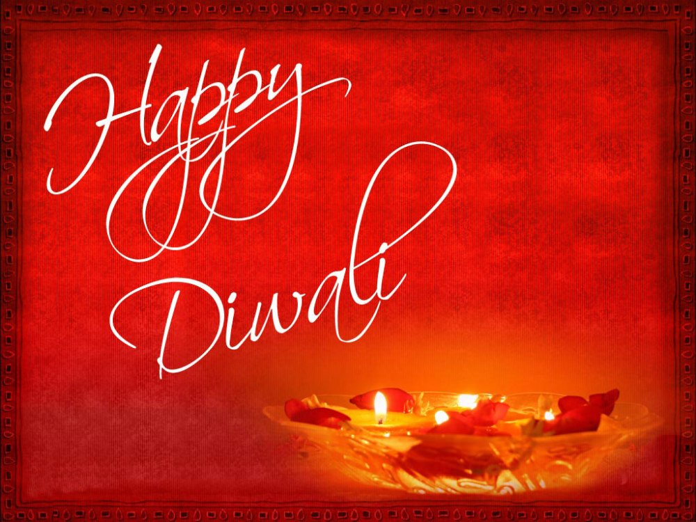 Happy e Diwali to everyone