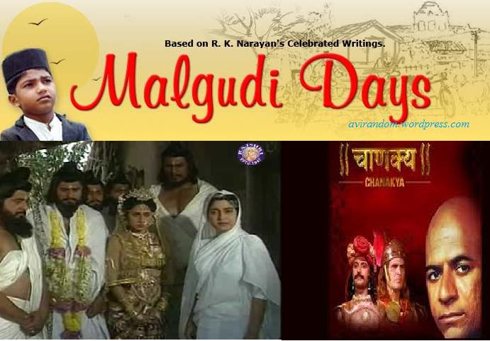 The Best of Indian Televison: Malgudi Days, Chanakaya & B.R. Chopra' Mahabharat