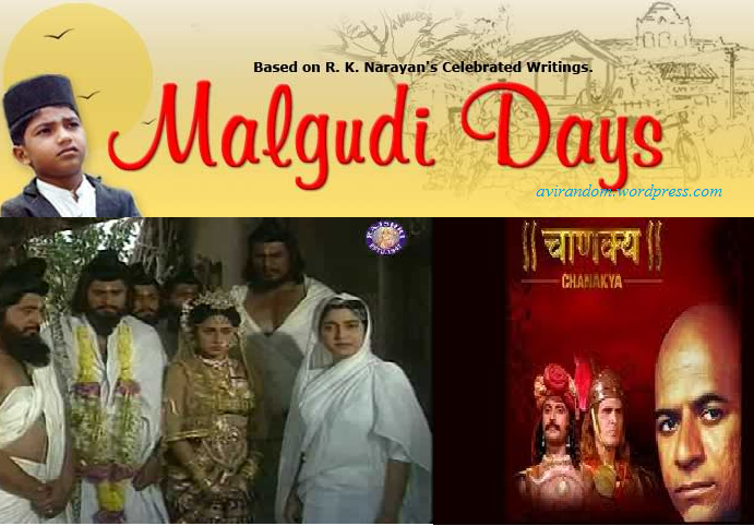 The Best of Indian Televison: Malgudi Days, Chanakaya & B.R. Chopra' Mahabharat