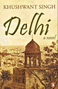 Delhi by the Khuswant Singh