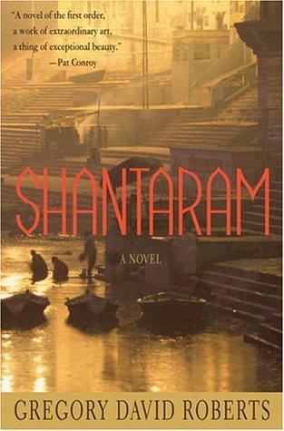 Book cover: The Shantaram