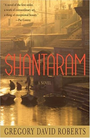 Book cover: The Shantaram