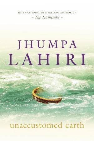The book Cover: Unaccustomed Earth