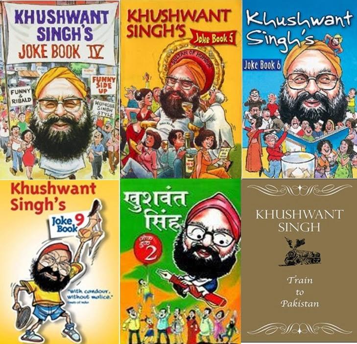 Khushwant Singh joke books