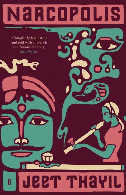 Narcopolis- Book Cover