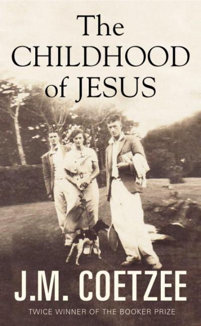 Book Cover: Childhood of Jesus by Coetzee