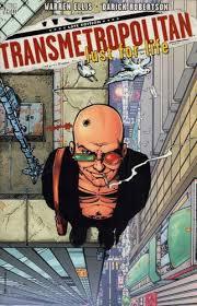 Book Cover : Transmetropolitan
