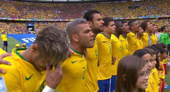 Neymar.. Eliminate hogaye kya ??