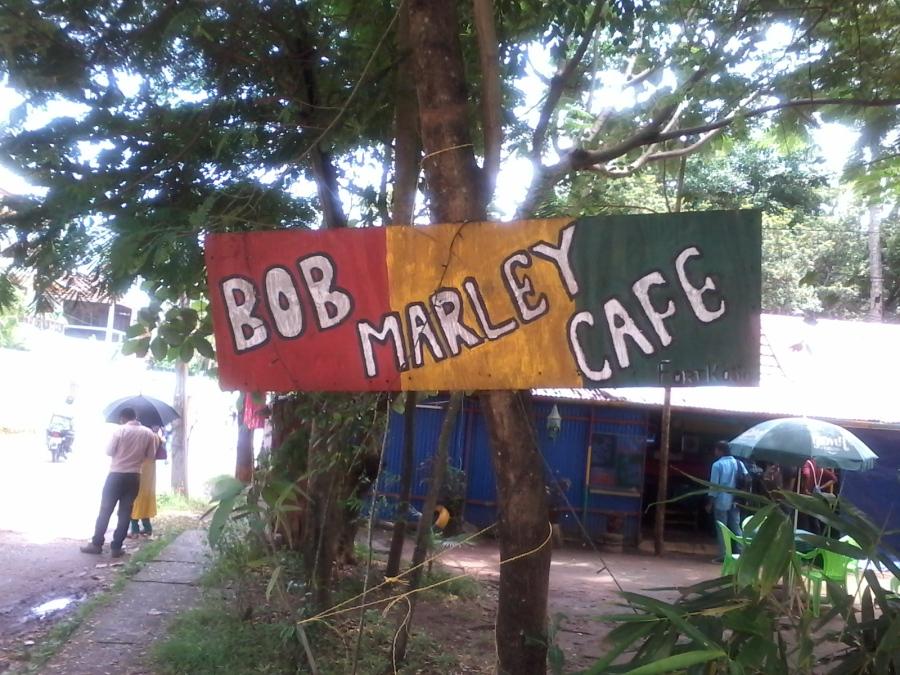 Bob Marley Cafe