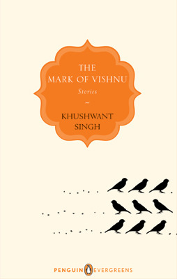 Small but powerful book: The Mark of Vishnu stories