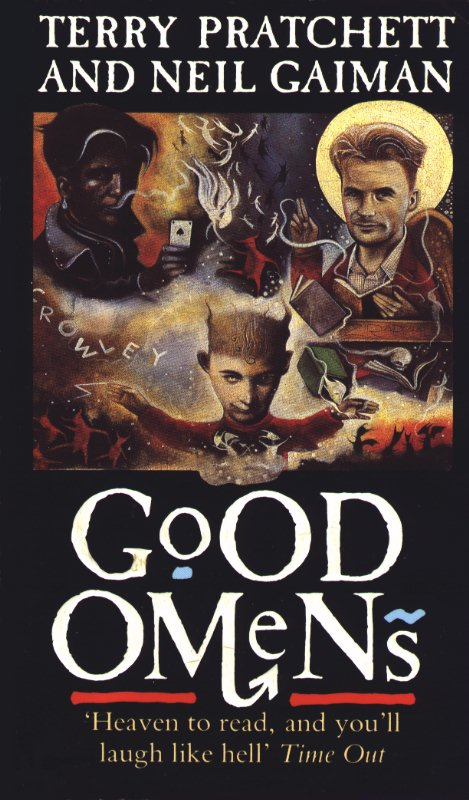 Good Omens was my first Terry Praichett book
