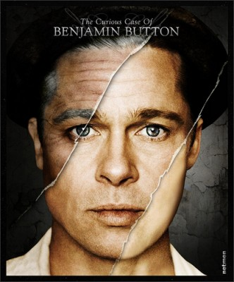 Movie poster of the Curious Case of Benjamin Button