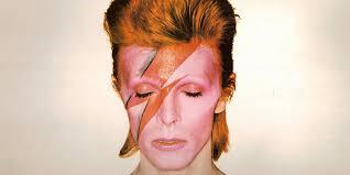 Bowie as Ziggy Stardust