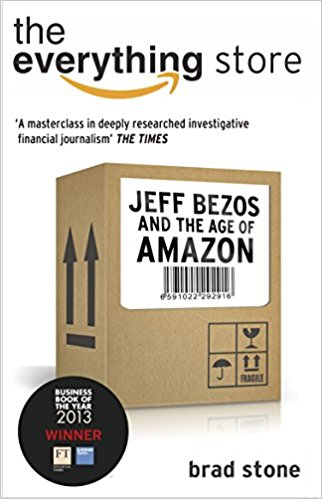 The Everything Store Jeff Bezos The Age Of Amazon Review Avi
